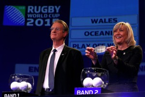 The draw, made in London on Monday, effectively marks the beginning of the rugby world's qualification cycle (Image | Getty)
