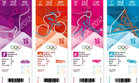 """Ploy   Sports minister Hugh Robertson admitted funding was allocated to """"less successful"""" sports as a ruse to sell more tickets for London 2012. (Image   The Guardian)"""