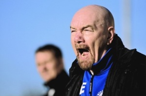Billericay Town manager Craig Edwards was once a youth player at Arsenal (Image | thisistotalessex.co.uk)