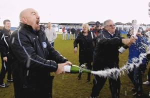 Winning the 2012 Ryman League Premier Division was a landmark success in Billericay Town's history (Image | thisistotalessex.co.uk)