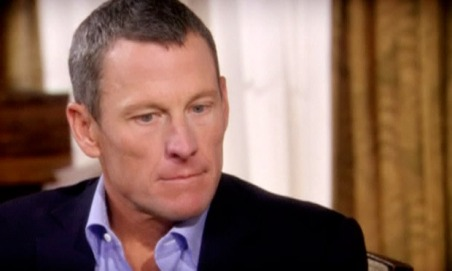 "Live-strung | Lance Armstrong recently ""told all"" to television chat show host Oprah Winfrey regarding his doping ban. (Image 
