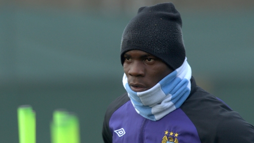 Mario Balotelli | Why, oh why is it always him? (Image | Manchester City FC)