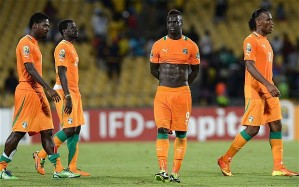 For the Ivory Coast, the riches earned by the 'Golden Generation' have thus far failed to translate into international success (Image | AP)