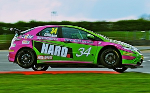 Last year, Team HARD. ran a lone Honda Civic which struggled to keep up with newer rivals ( Image | Dennis Goodwin)