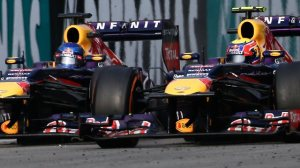 Mark Webber and Sebastian Vettel, inevitably, have been the main talking point of the Formula 1 world for the last three weeks