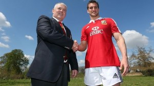 There was perhaps little surprise in former Wales coach Warren Gatland naming Sam Warburton as his Lions captain (Image | MSN)