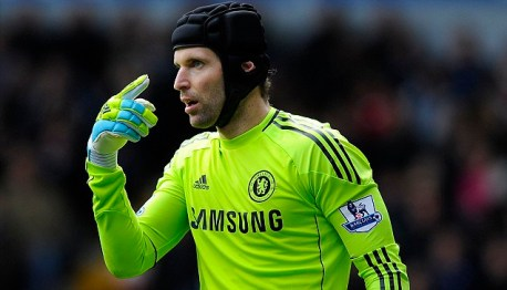 WORDS | Petr Čech has had a superb season in goal for Chelsea during a campaign dogged by uncertainty at the club. (Image | Daily Mail)