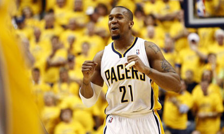 David West's decision to stay in Indiana maintains the Pacers' status as second-best in the East
